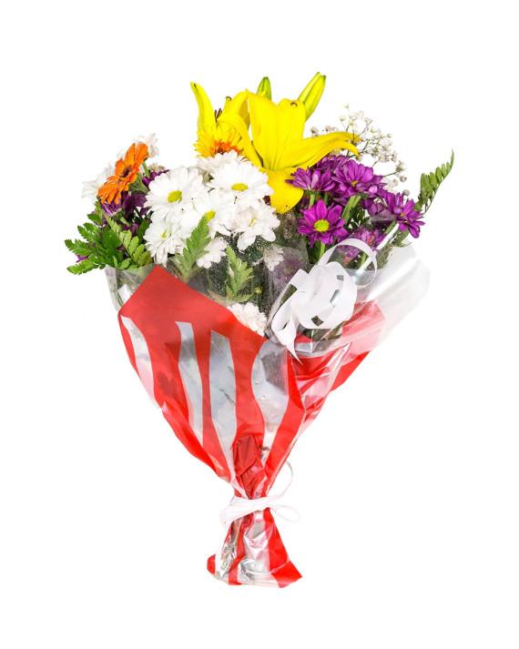 Bouquet de flors variades